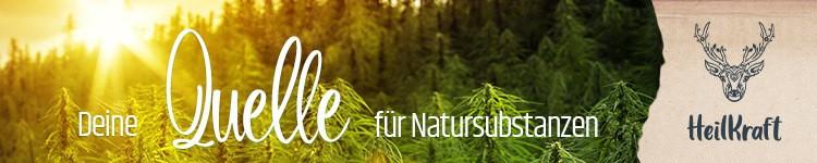 Heilkraft - Online-Shop für effektive Natursubstanzen