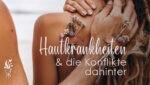 Hautkrankheiten bei Mensch