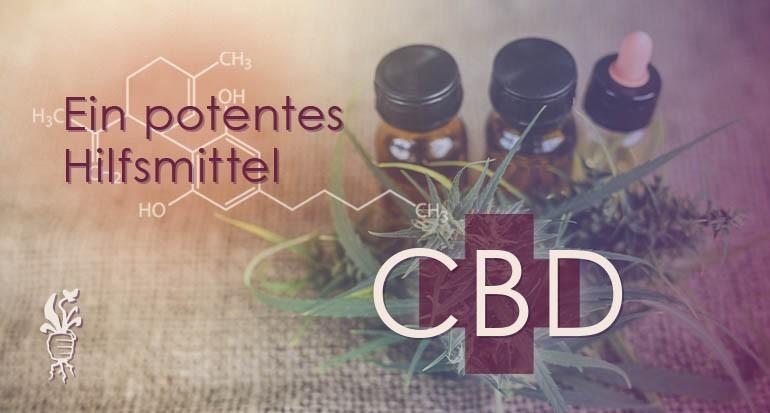 CBD-Ölbei Krebs und anderen Symptomen
